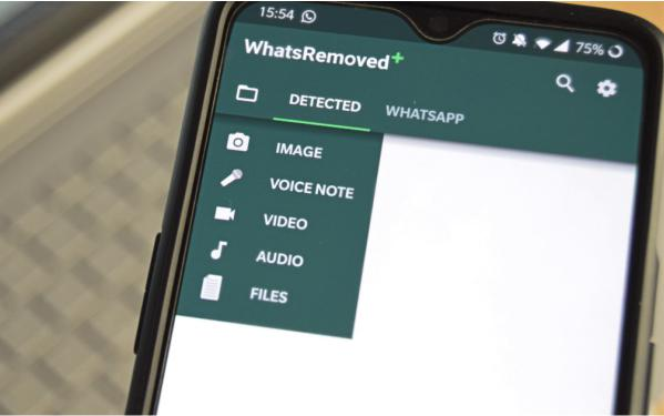 Recover Deleted Photos on Whatsapp