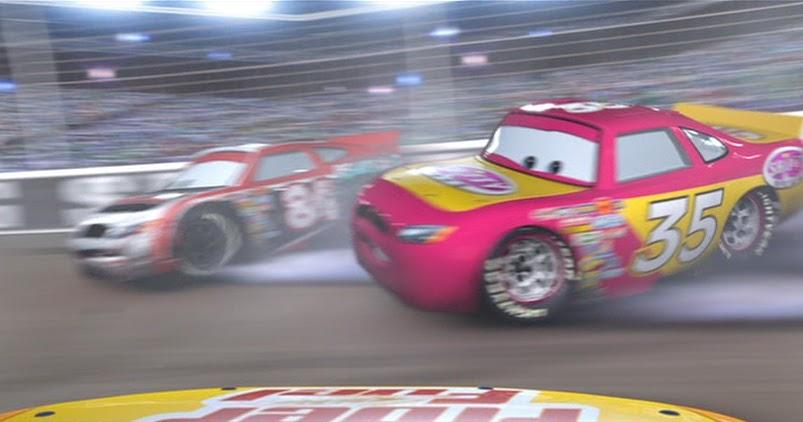Dan The Pixar Fan Cars Kevin Racingtire Shifty Drug