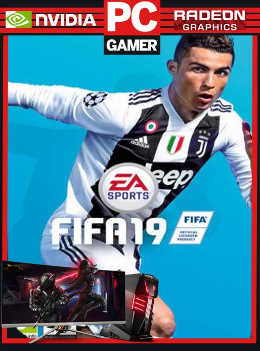FIFA 19 [PC Full Español] [GoogleDrive] TeslavoHD
