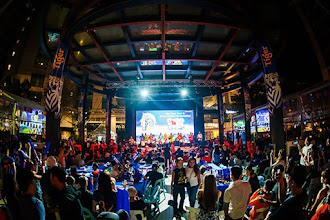 Tiger Beer's World Cup Finale Viewing Party at The Square, Publika