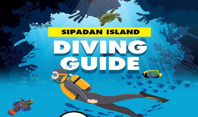Why Diving in Sipadan?