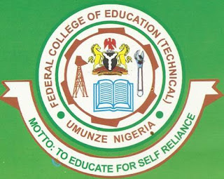 Federal College of Education (Technical), FCE Umunze Registration Procedure for Returning Students