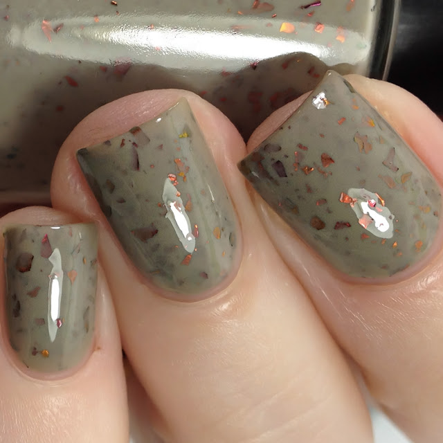 Bee's Knees Lacquer-Don't Torture Yourself, That's My Job