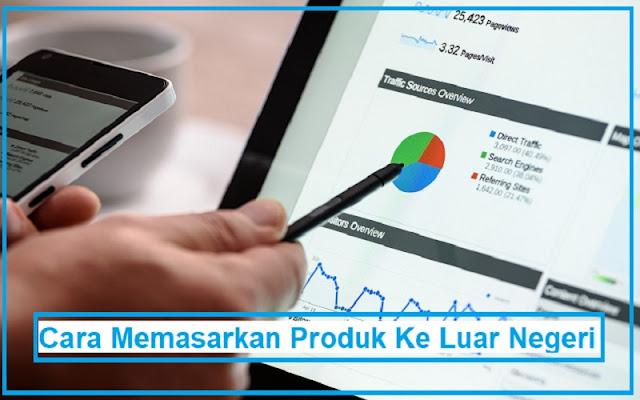 Cara Menjual Produk ke Luar Negeri Secara Online