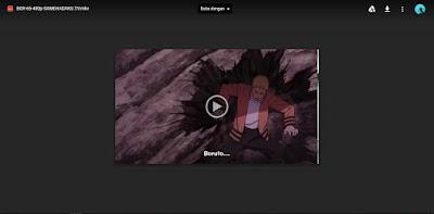cara download anime di samehadaku lewat google drive