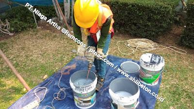 Persiapan Material Perbaikan Atap Spandek