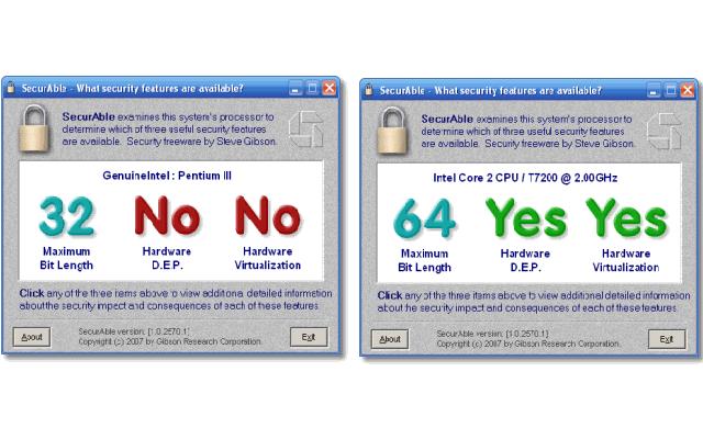 ترقية إصدار نظام جهازك الكمبيوتر من 32 إلى 64 Bit باستخدام برنامج securable
