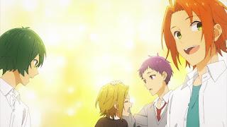 Hellominju.com: ホリミヤ アニメ第8話   堀さんと宮村くん   HORIMIYA EP.8   Hello Anime !