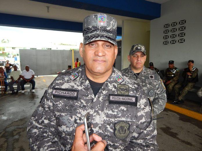 "BARAHONA: Director regional PN; ""asesinato no se trató un simple despojo motocicleta"" Portada"