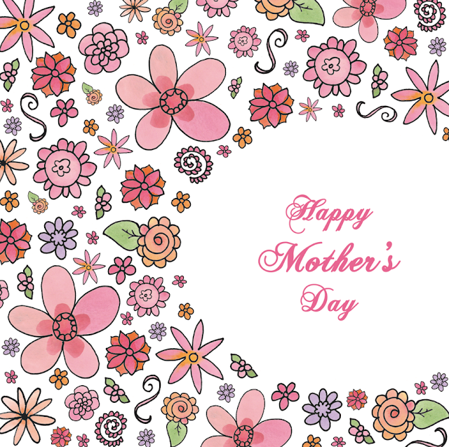 greeting cards of Mothers Day