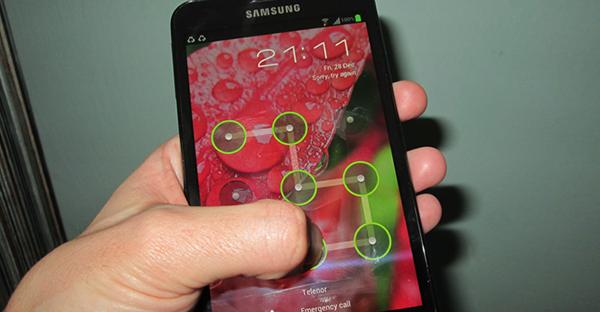 طريقة جديدة لفك اى قفل او كلمة المرور لجميع هواتف الأندرويد