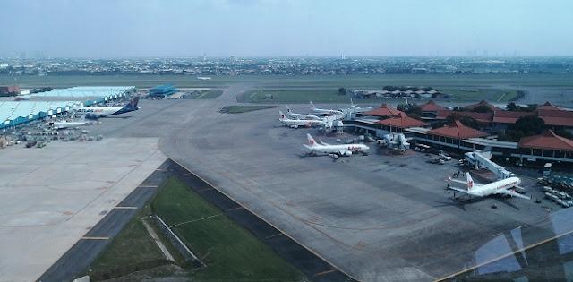 Angkasa Pura Imbau Penyambutan Habib Rizieq Tidak Dilakukan Di Bandara Soetta