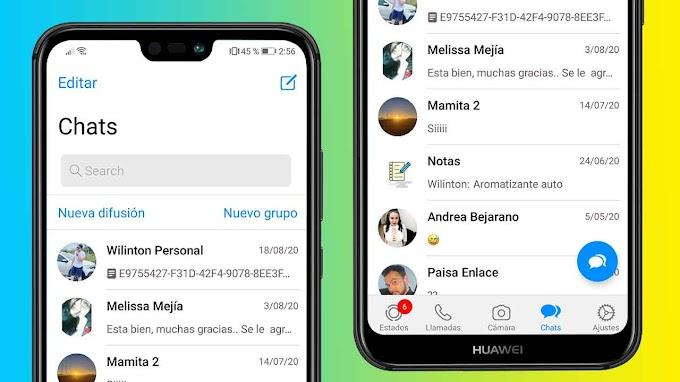 WhatsApp Fouad iOS v8.45