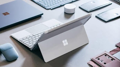 Microsoft adopts SURFACE GO 2 LTE in FCC with Wi-Fi 6