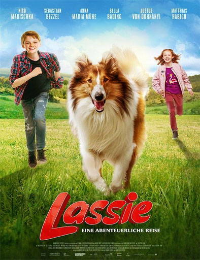 pelicula Lassie Come Home
