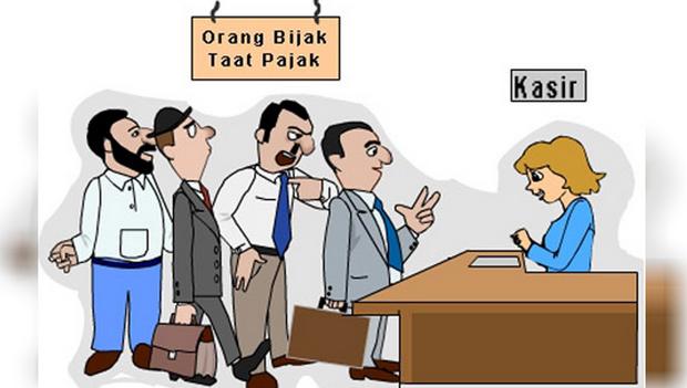 Ketentuan Umum Tata Cara Perpajakan