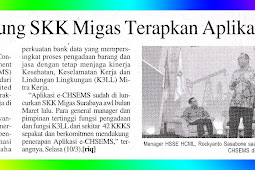 HCML Supports SKK Migas Apply e-CHSEMS Application