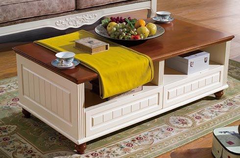Những mẫu bàn trà phòng khách đang tạo nên cơn sốt trên thị trường