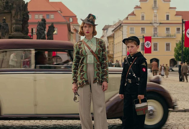 Onde foi filmado Jojo Rabbit? República Tcheca