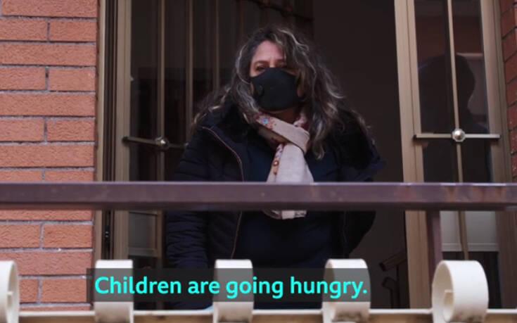 Οι ιός έφερε φτώχεια! Ιταλοί δεν μπορούν να θρέψουν πια τα παιδιά τους – Σοκάρει το ΒΙΝΤΕΟ