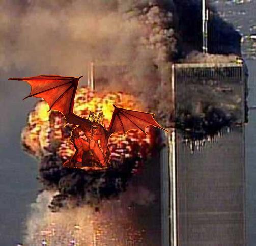 Samael and 9/11