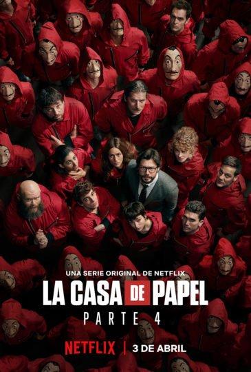 Casa De Papel Streaming Gratuit : papel, streaming, gratuit, Streaming, Serie
