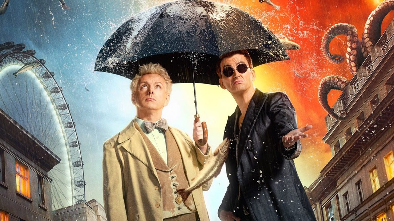 Segunda temporada de 'Good Omens' é confirmada pelo Amazon Prime Video