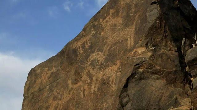 Over 250 petroglyphs discovered in Inner Mongolia