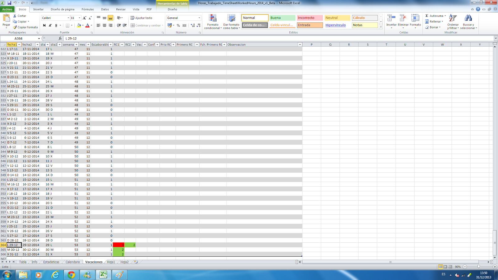 Excel Examples For Your Work Sports And More Timesheet