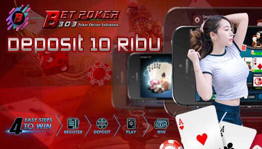 Agen Poker Indonesia 10 Rb BNI