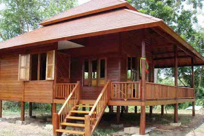 5 Cara Membuat Rumah Kayu yang Bertahan Sepanjang Masa