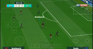 GAME PPSSPP PES CHELITO V8 2020 Update  : Transfer Pemain, Jersey & Graphic