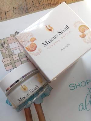 Mucus Snail Creamy Serum  Fenix Jewellery&Cosmetics krem testowany na kobiecie 40+