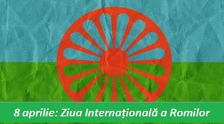 8 aprilie: Ziua Internațională a Romilor