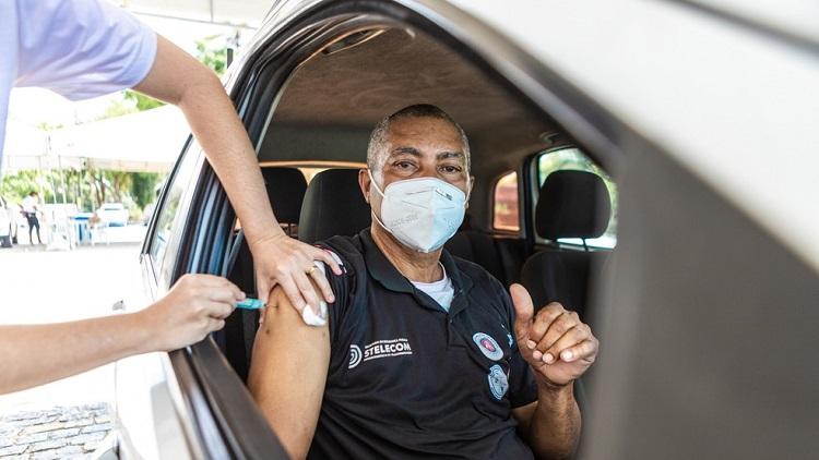Profissionais da Segurança Pública serão vacinados contra a Covid-19 neste sábado em Juazeiro - Portal Spy Notícias de Juazeiro e Petrolina