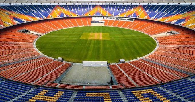 Sardar Patel Stadium Ahmedabad India  World class facilities