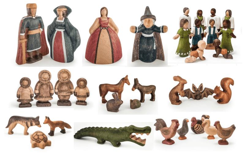 mr fox crafts wooden toys