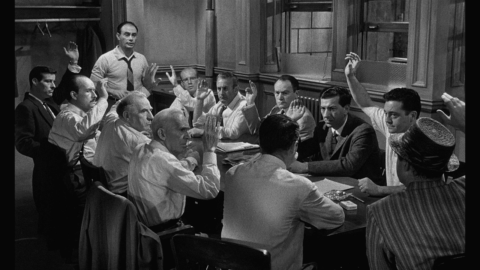 criterion 12 angry men :ft podcast episode wallpapers