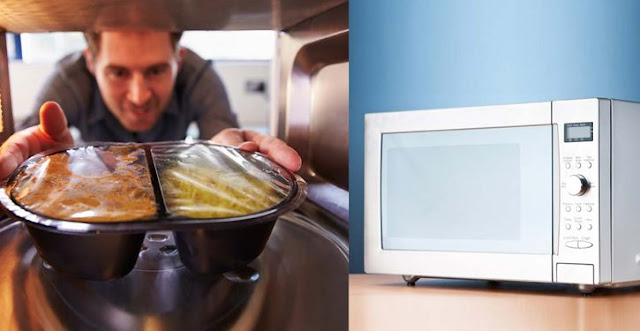 Plastic Boxes In The Microwave Warn Experts