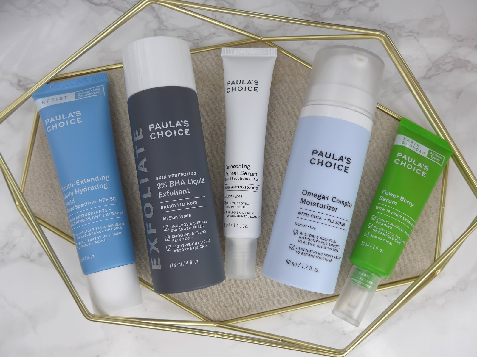 Paula's Choice Recap - Fresh, New Products!