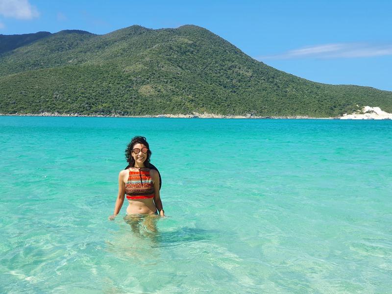 Viagem Arraial do Cabo
