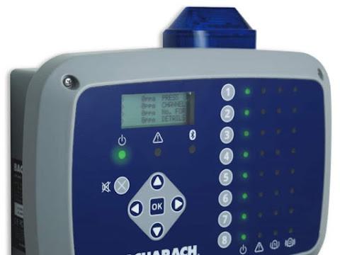 Bacharach MGS-408 Gas Detection Controller