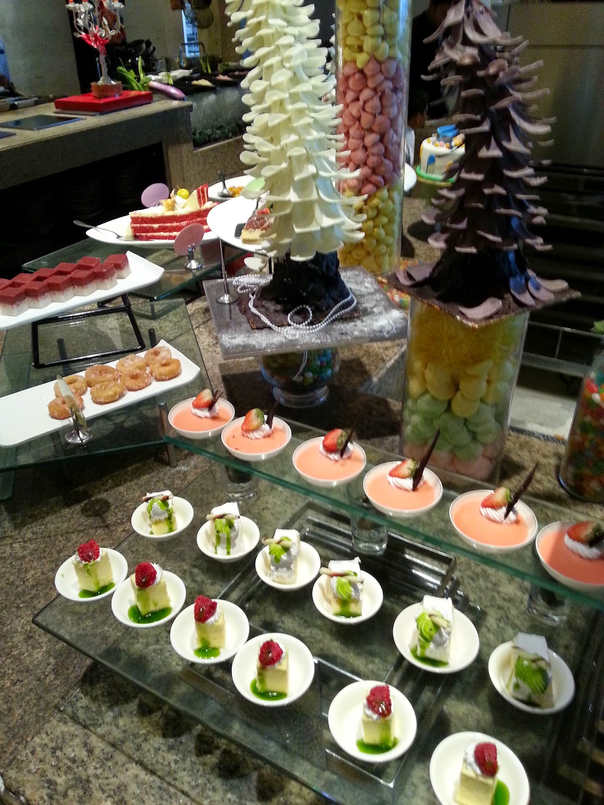 Buffet At Kitchen Art Brasserie Empire Hotel Subang Weekend Treat