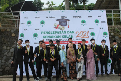Alumni MA-RU Tahun 2021