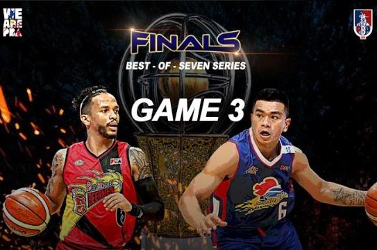 LIVE STREAM: San Miguel vs Magnolia Game 3 PBA Philippine Cup Finals 2018