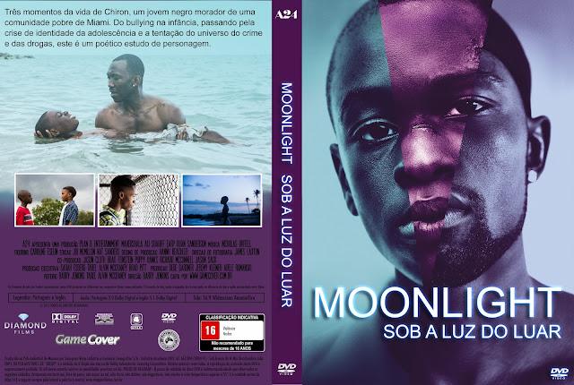 Capa DVD Moonlight Sob A Luz Do Luar [Exclusiva]