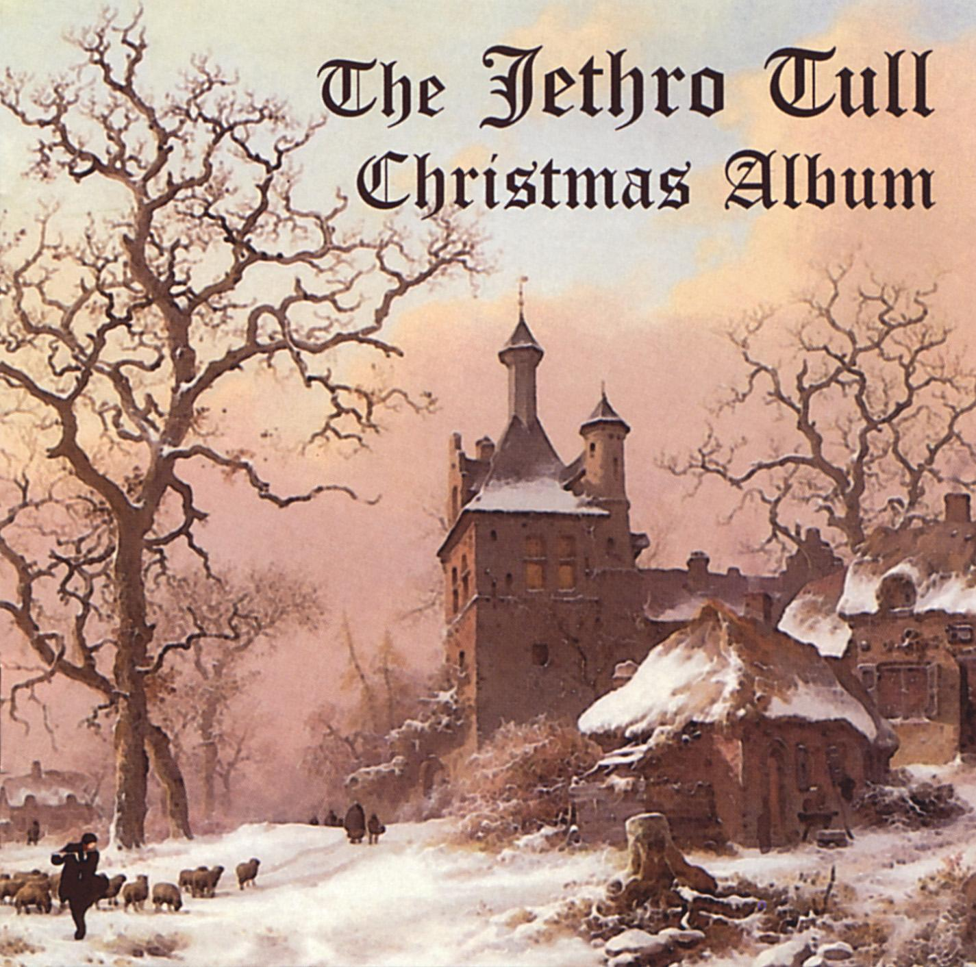egroj world: Jethro Tull • The Jethro Tull Christmas Album