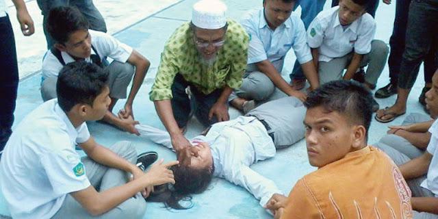 Penyebab Kesurupan Banyak Terjadi di Indonesia