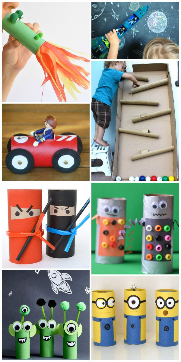 Turn cardboard tubes into mummies!  Plus lots of other cardboard tube craft ideas for kids. #mummycraft #mummycraftsforkids #mummycraftpreschool #mummyartforkids #mummyactivities #cardboardcrafts #cardboardtubecrafts #halloweencrafts #halloweencraftsforkids #growingajeweledrose #activitiesforkids