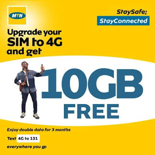 Free MTN 10gb Cheat Activation steps